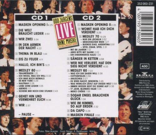 Live Ohne Maske by Sony Music Canada Inc.