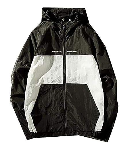 Men Jacket Home Sudaderas Ligeras con Capucha para Hombre ...