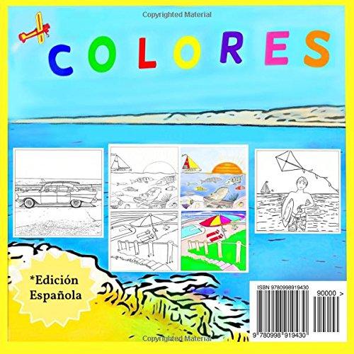 LIBROS En ESPANOL Para NINOS: LIBRO de COLOREAL de CALIFORNIA (Edicion Espanola) (Volume 1) (Spanish Edition): Darcy Neils: 9780998919430: Amazon.com: Books