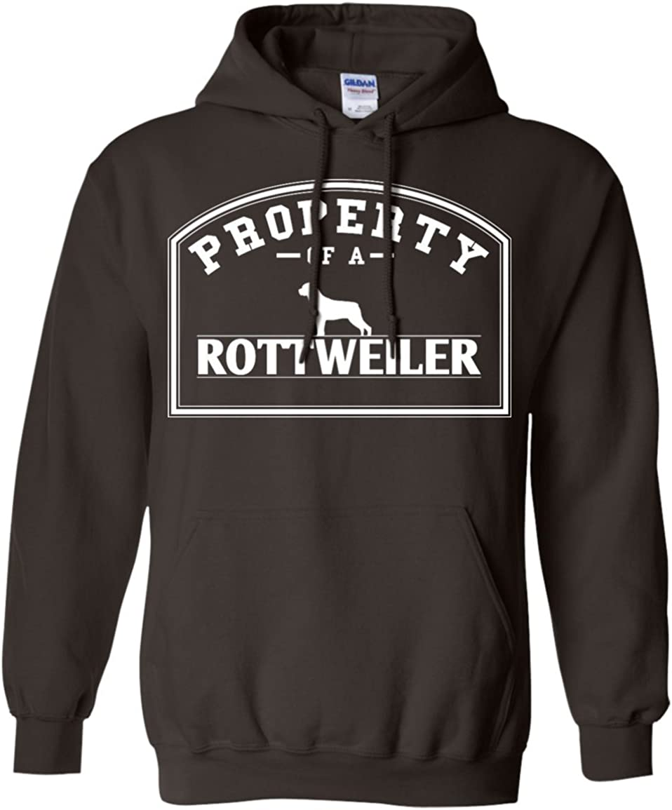 Pullover Hoodie 8 oz DrWigglebutts Beagle Only My Beagle Understands Me Yellow