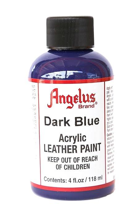 Angelus Acrylic Leather Paint-4oz.-Dark