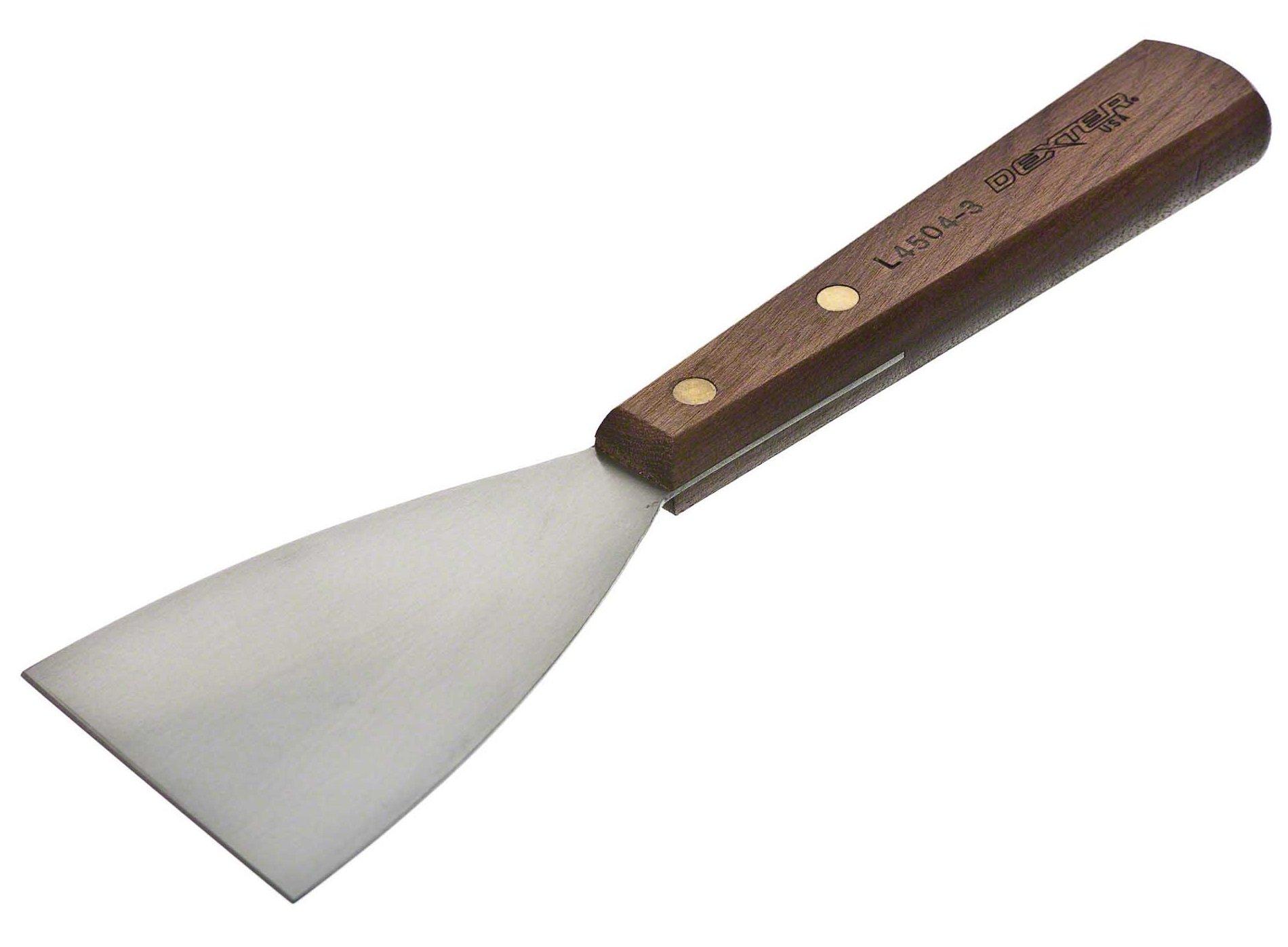 Dexter-Russell (L4504) - 3'' Dexter-Russell Griddle Scraper