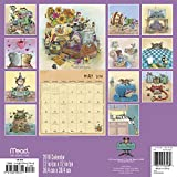 2018 Gary Patterson's Cats Wall Calendar (Mead)