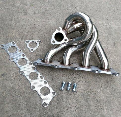 Amazon.com: GOWE Turbo Exhaust Manifold for STAINLESS STEEL SS304 Turbo Exhaust Manifold For Audi TT S3 A3 210 / 225 BHP Quattro VW Golf GTI Seat I Skoda ...