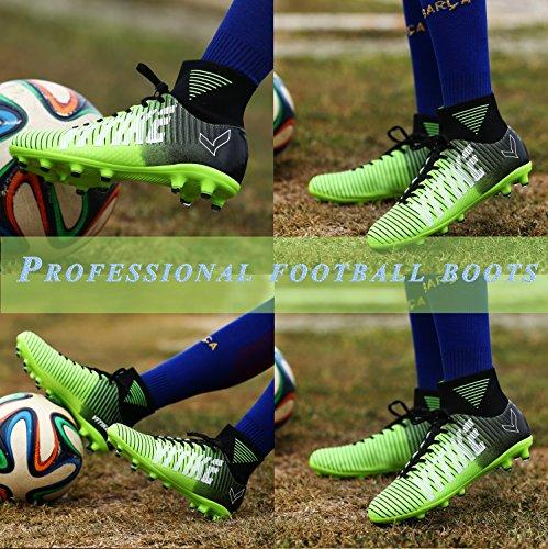 Baskets De Professionnelles Tennis Ashion Vert Foot 1 Pour Chaussures Hommes Comptition PSHqC6w