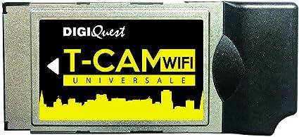 DIGIQUEST T-Cam WiFi Digitale TERRESTRE