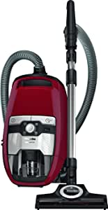 Miele Blizzard CX1 Cat and Dog Bagless Vacuum Cleaner, Autumn Red