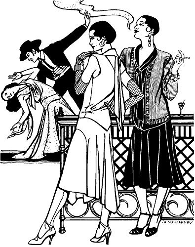 1920s Patterns – Vintage, Reproduction Sewing Patterns Folkwear #237 Tango Dress 1920s Dancing Dancer Sewing Pattern (Pattern Only) $16.95 AT vintagedancer.com