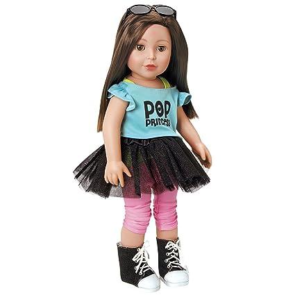 60890f1f08e Amazon.com  Adora Amazing Girls 18-inch Doll