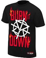 "Seth Rollins ""Burn It Down"" Authentic T-Shirt"