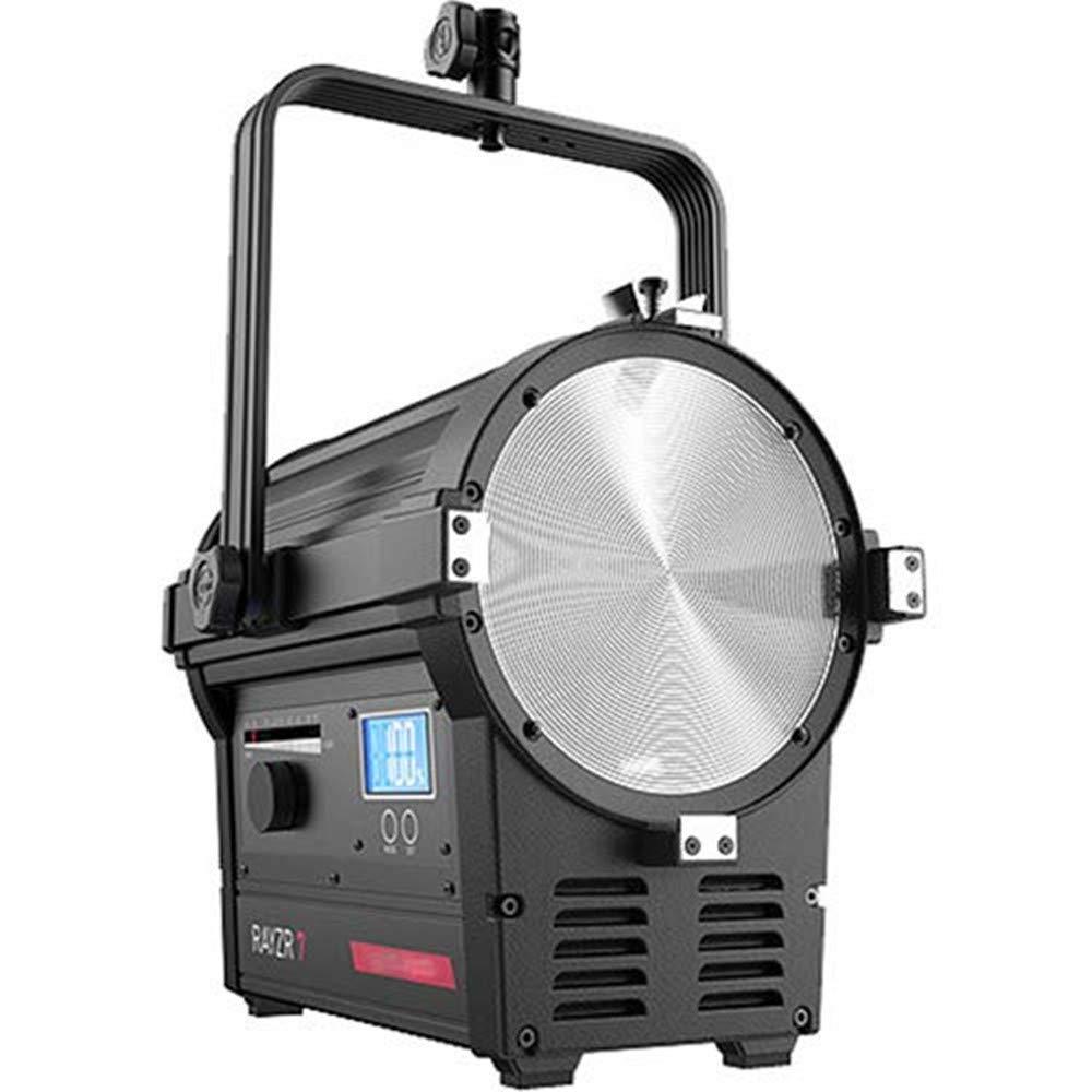 Rayzr 7 4/8-Leaf Barndoor for Rayzr 7 LED Fresnel for LED Fresnel Light LED Video Light& Soft RGBWW Light (4-Leaf Barndoor) by RAYZR