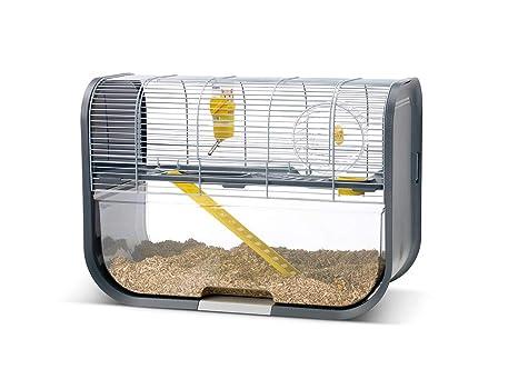 Savic Jaula Hamster Geneva 1 Unidad 500 g: Amazon.es: Productos ...