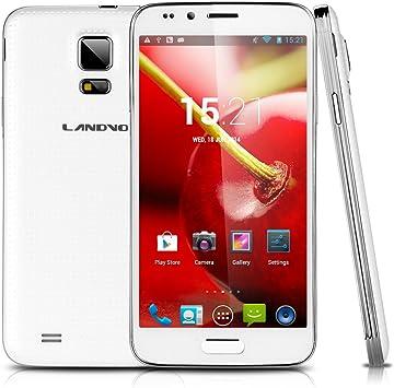 Landvo L900 - Smartphone libre Android 4.2 (pantalla 5 pulgadas ...