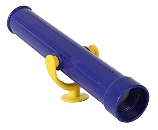 Gartenpirat teleskop farbe blau für kinder spielanlagen spielhaus