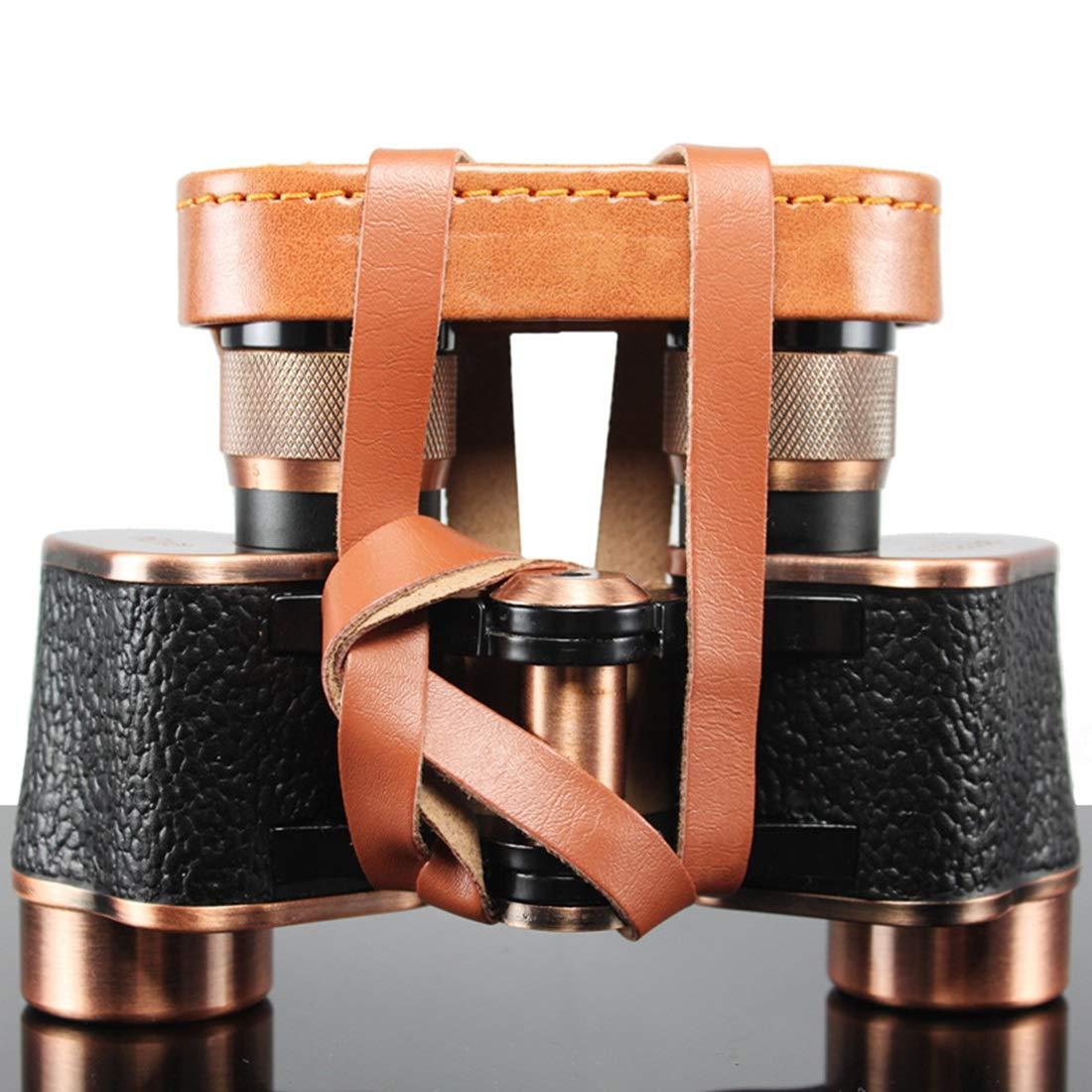 【新品】 Foxsed-five 大人の子供のための6x24コンパクトレトロ双眼鏡 Foxsed-five。 B07LCFK29X Copper コンサートシアターのための弱い光のナイトビジョンを持つミニメタル折りたたみTelessopeオペラ旅行ハイキングバードウォッチング Copper B07LCFK29X, 風の谷ファーム:3222909b --- a0267596.xsph.ru