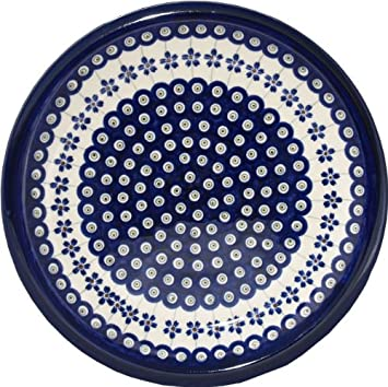 Polish Pottery Dinner Plate 11u0026quot;  sc 1 st  Amazon.com & Amazon.com | Polish Pottery Dinner Plate 11