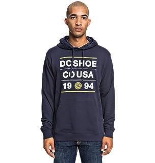 c7352fa5 DC Shoes Glynroad - Half-Zip Hoodie for Men EDYFT03430: DC Shoes ...