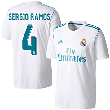 Maillot Domicile Real Madrid Sergio Ramos