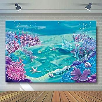 Camera & Photo Ocean Fish Photography Backdrop Kids Vinyl Backdrop For Photography Photocall Underwater Background For Photo Studio Cortina