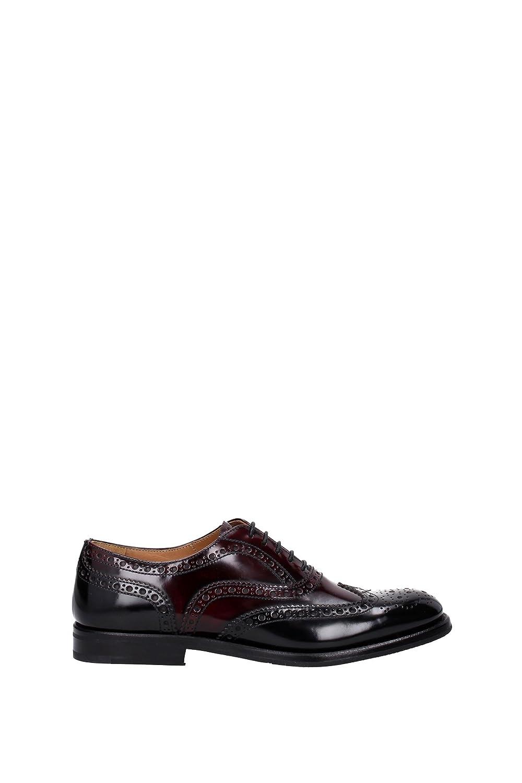 Zapatos de cordones Church's Mujer - (DE0001BLACKLIGHTBUR) EU 36.5 EU|Negro