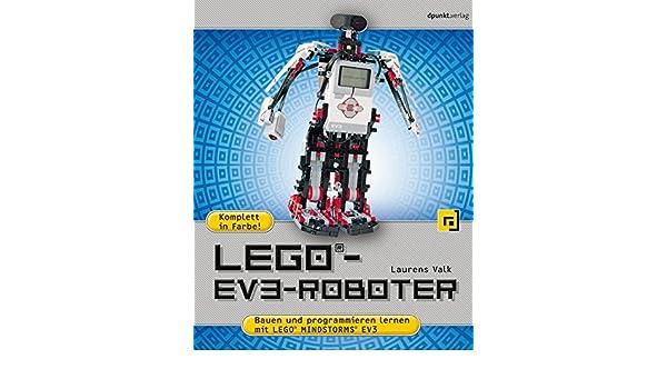 Amazoncom Lego Ev3 Roboter Bauen Und Programmieren Lernen Mit