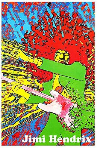 Joyería Jimmy Jimmi Par De Gemelos Con estilo Jimi Hendrix