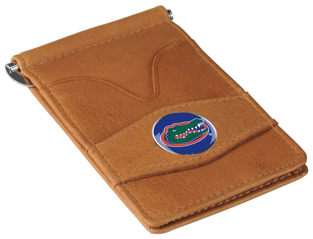 Players Wallet Tan NCAA Florida Gators