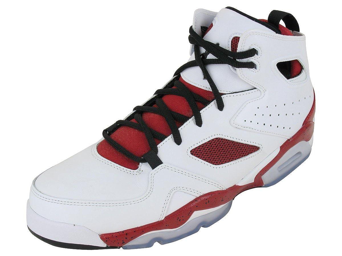 b5bf0bada54 Amazon.com   Jordan Nike Air Flight Club '91 Mens Basketball Shoes  555475-101 White 12 M US   Basketball