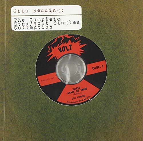 CD : Otis Redding - The Complete Stax / Volt Singles (Boxed Set, 3 Disc)