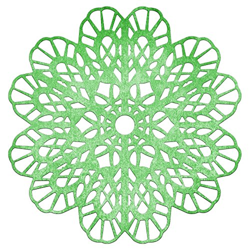 Cheery Lynn Designs DL103 Italian Flourish Doily Die Cut