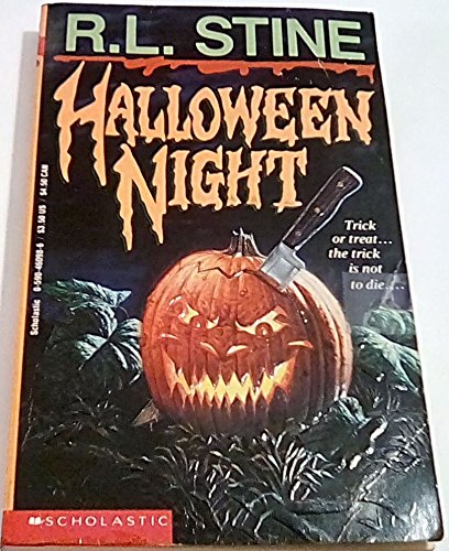 Halloween Night (Point Horror Series)
