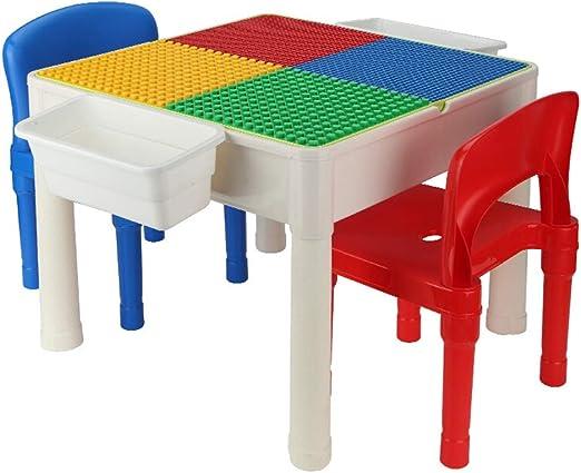 Mesa de Estudio Multifuncional para niños, Mesa de Juegos de ...