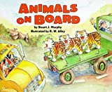Animals on Board, Stuart J. Murphy, 0060274425