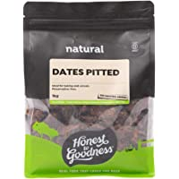 Honest to Goodness Dates Pitted, 1 kg
