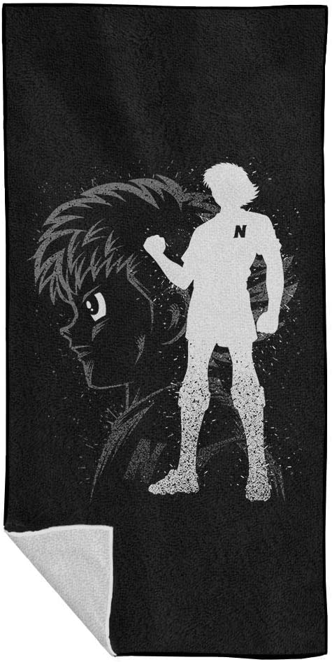 Cloud City 7 Inking Oliver Atom Captain Tsubasa Beach Towel