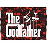 The Godfather Crime Drama Mob Movie Puppet Master Logo Front Back Pillowcase
