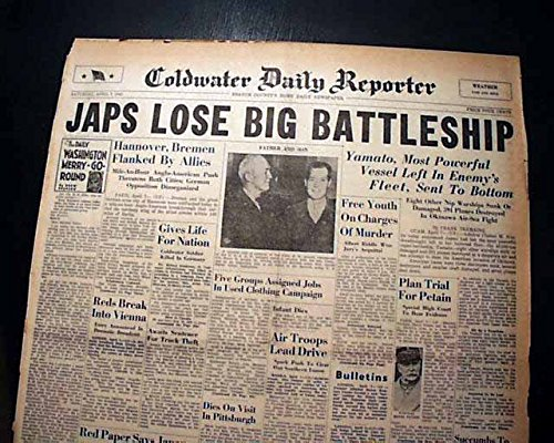 okinawa newspaper of Battle
