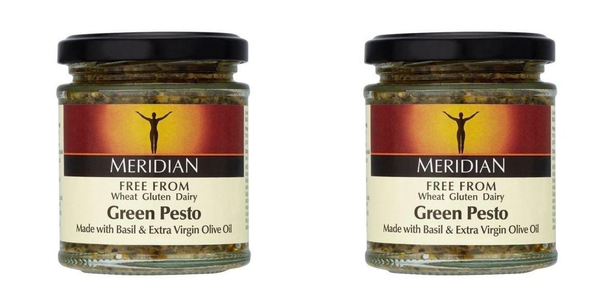 (2 PACK) - Meridian Green Pesto| 170 g |2 PACK - SUPER SAVER - SAVE MONEY