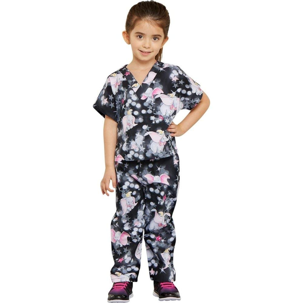 d8f11e01d Amazon.com: Hello Kitty Scrub Set: Hello Kitty Cheetah: Clothing