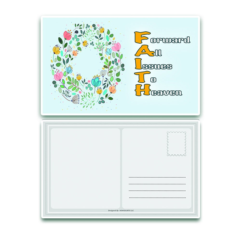 NewEights Christian Prayer Scriptures Cards (60-Pack)- Encouraging Wall Decor - Gift Ideas for Sunday School Youth Group Church Camp Bible Study Easter Day Baptism Birthday Thanksgiving Christmas