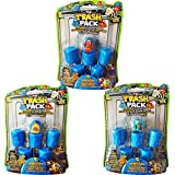The Trash Pack Series 3, (3x 5-PACK), Random Packs (Styles Vary) Genuine Moose Toys