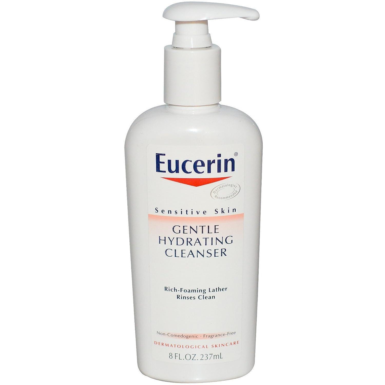 eucerin face wash