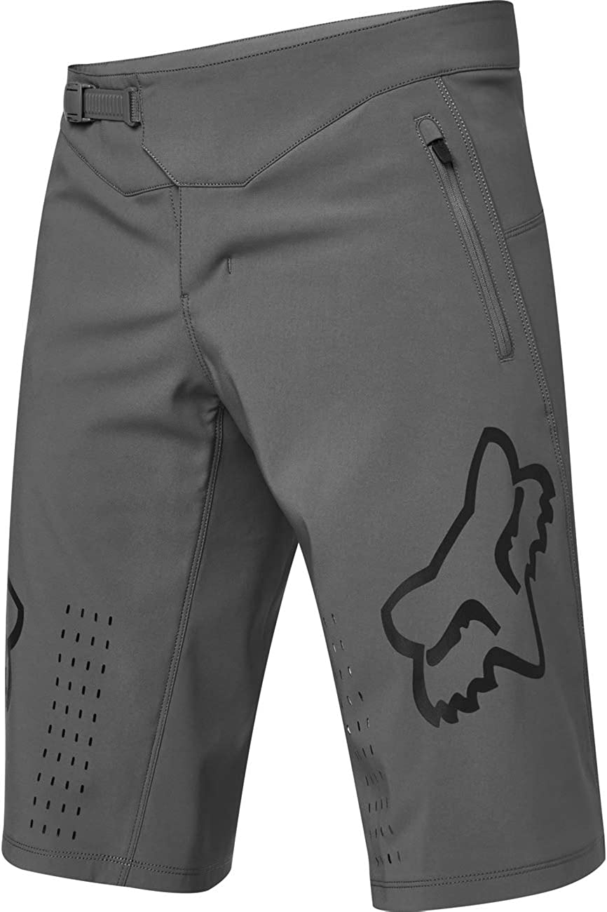Fox Racing Defend Short - Men's Pewter, 34