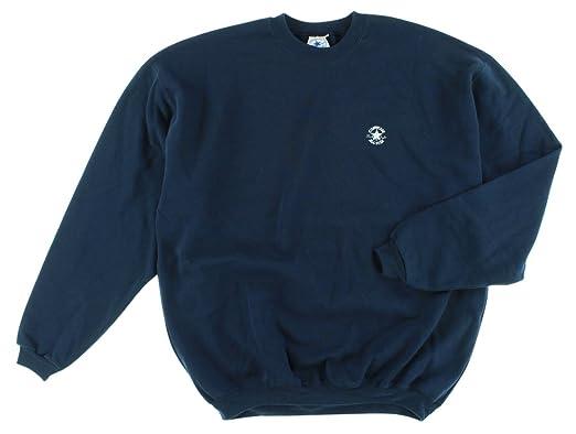 Converse Mens Crew Neck Sweatshirt Navy Blue M