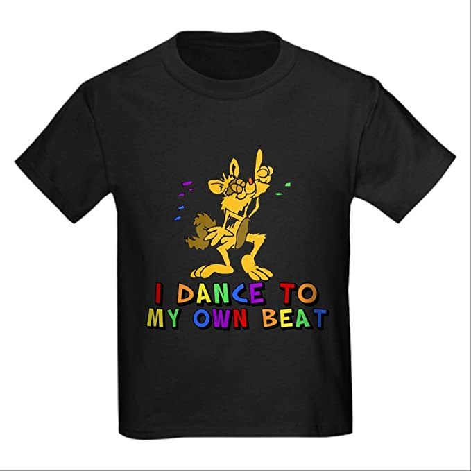Amazon.com  CafePress - Dancing Ca T-Shirt - Kids Cotton T-shirt ... 7dc5b3377