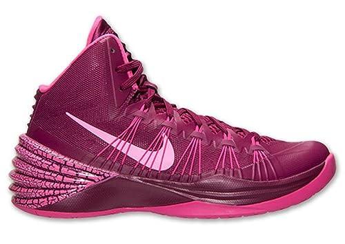 55480c18e5d1 Nike Hyperdunk 2013 Men s Basketball Shoes Size 13 (Raspberry RED Pink  FOIL)  Amazon.ca  Shoes   Handbags