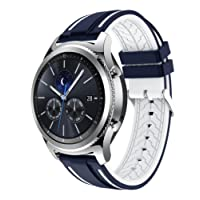 For Samsung Gear S3 Frontier,Outsta New Fashion Sports Silicone Bracelet Strap Band (G)