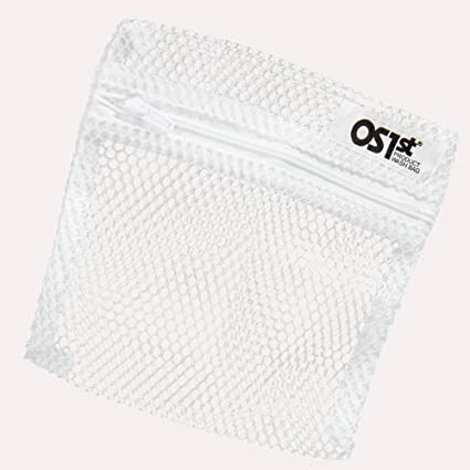 4c2161168a Image Unavailable. Image not available for. Color: OS1st Performance Braces  Mesh Laundry Wash Bag with Zipper Closure ...