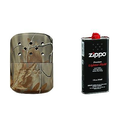 Amazon.com: Zippo - Calientamanos recargable: Sports & Outdoors