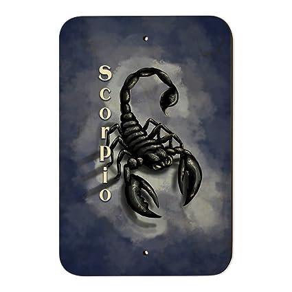 Amazon com: Scorpio Zodiac Horoscope Home Business Office